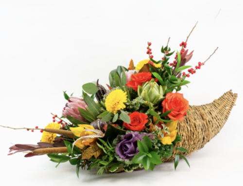 Make Memories at Thanksgiving with Beautiful Fall Floral Designs