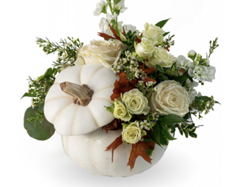 Decorate Your Home For Thanksgiving with Centerpieces and More