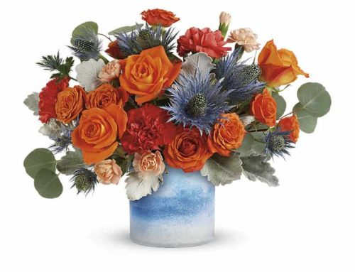 Welcome Fall with Fall Floral Decorating Ideas