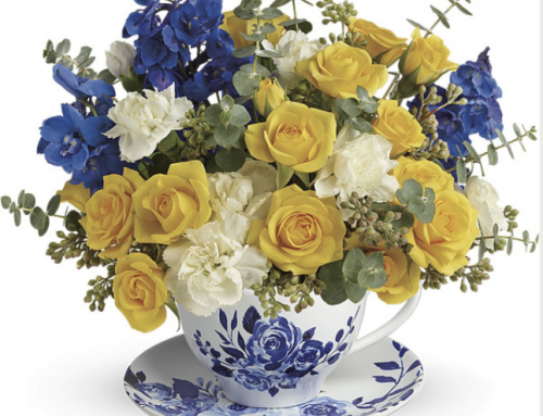 Celebrate Special August Days with Flowers From Rockcastle!
