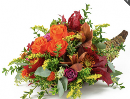 Celebrate Thanksgiving with Gorgeous Flowers, Edible Treats, and Thoughtful Gift Baskets