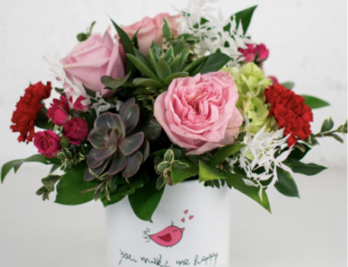Shop Our Rochester and Canandaigua Flower Shops During Valentine's Day Week