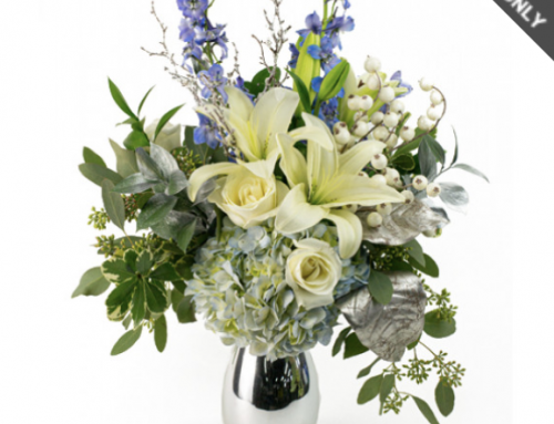 Impress Holiday Party Guests with Stylish and Unique Floral Designs