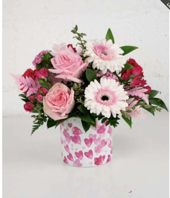 Show Your Sentiment for Valentine's Day with Fresh Floral Gifts from Rockcastle